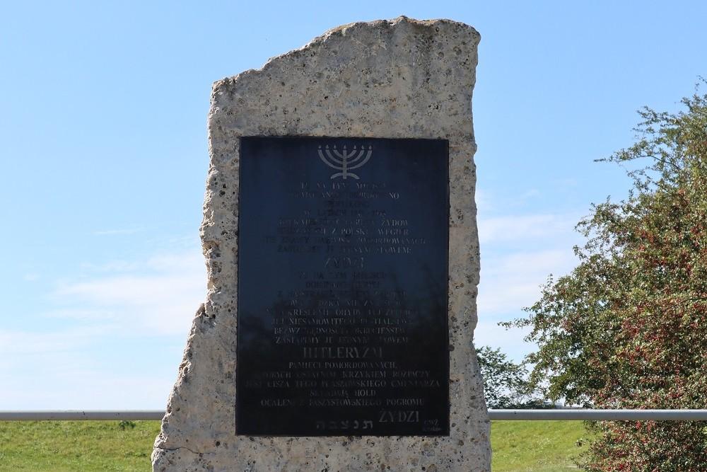 Memorial Killed Jews Plaszow