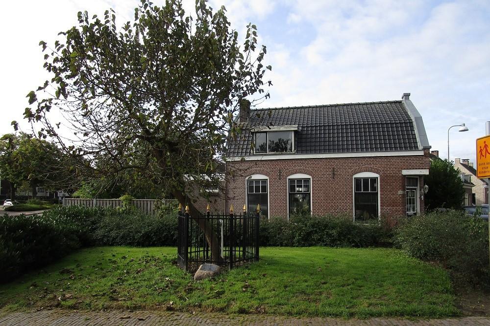 Memorial tree Papendrecht