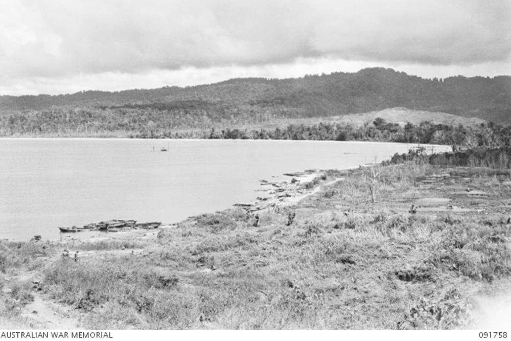 Wewak Harbor