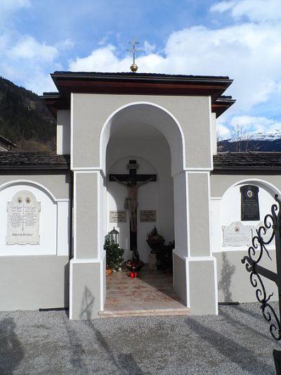 War Memorial Zell am Ziller