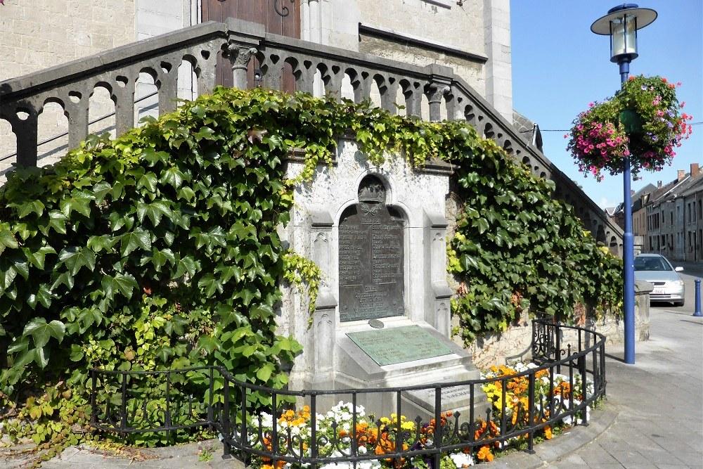 War Memorial Mariembourg