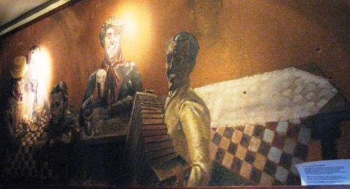 Schilderij Nederlandse Soldaten