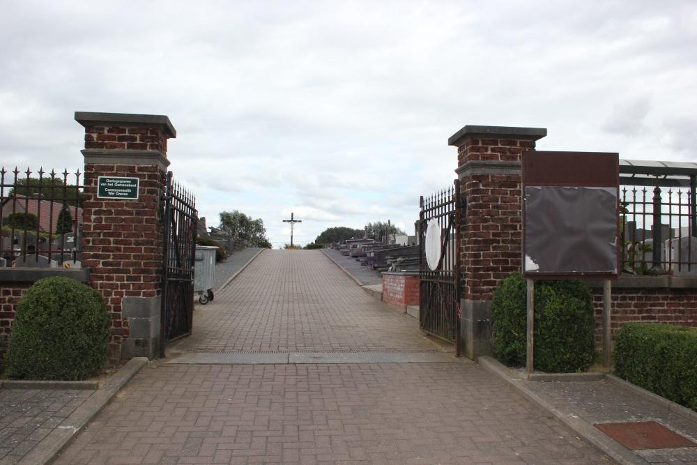 Oorlogsgraven van het Gemenebest Mere