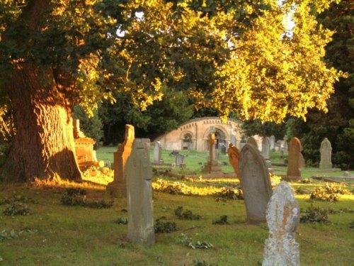 Oorlogsgraven van het Gemenebest Trowbridge Cemetery