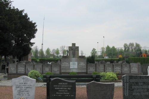 Monument Burgerslachtoffers Kwadendamme