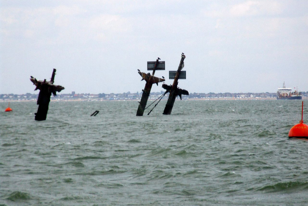 Ship Wreck SS Richard Montgomery