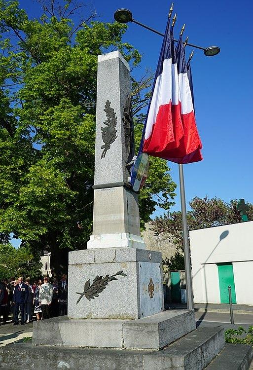 War Memorial La Neuvillette