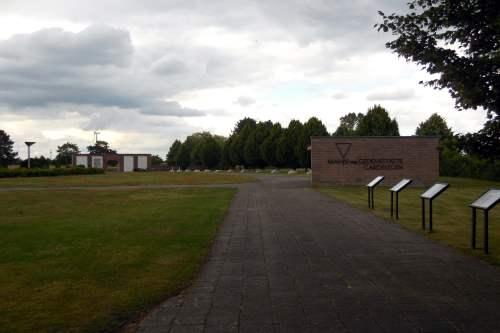 Herdenkingsplaats Isenschnibber Feldscheune