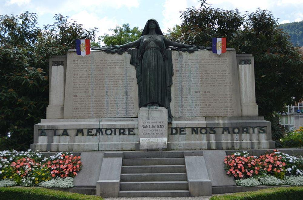 War Memorial Nantua