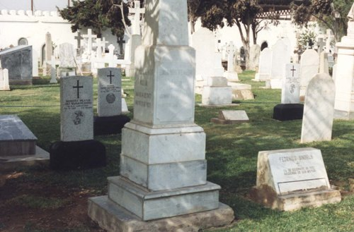 Commonwealth War Graves Lima