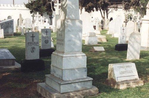 Oorlogsgraven van het Gemenebest Lima