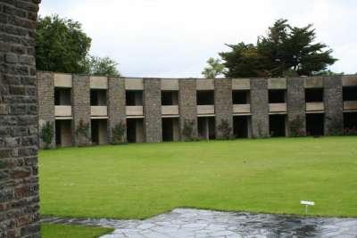 Duitse Oorlogsbegraafplaats Mont-de-Huisnes