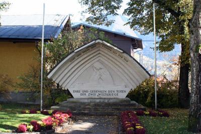 War Memorial Zell am See