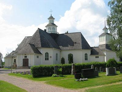 Finse Oorlogsgraven Ilmajoki