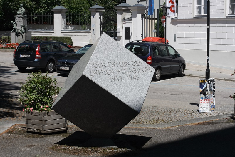 Monument Tweede Wereldoorlog Steyr
