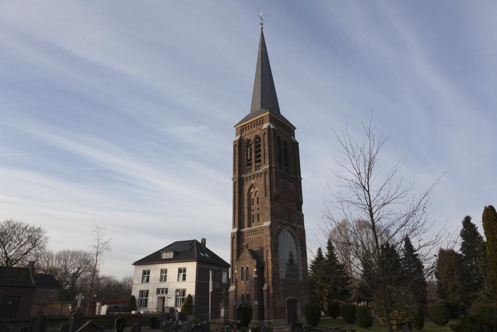 Remains Sint Martinuschurch Gennep