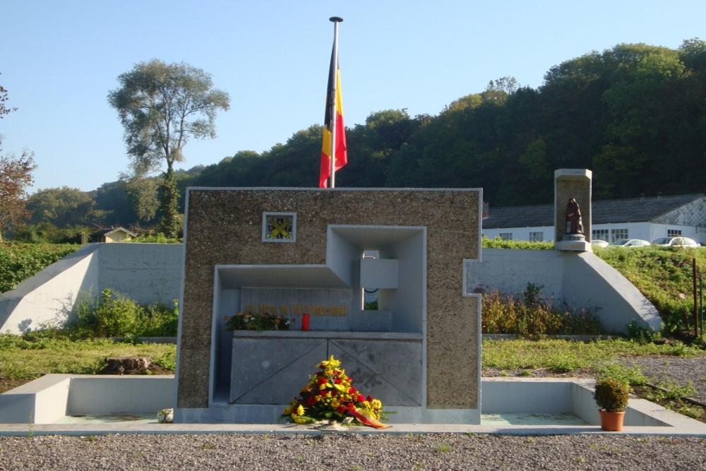 Oorlogsmonument Fort Eben-Emael
