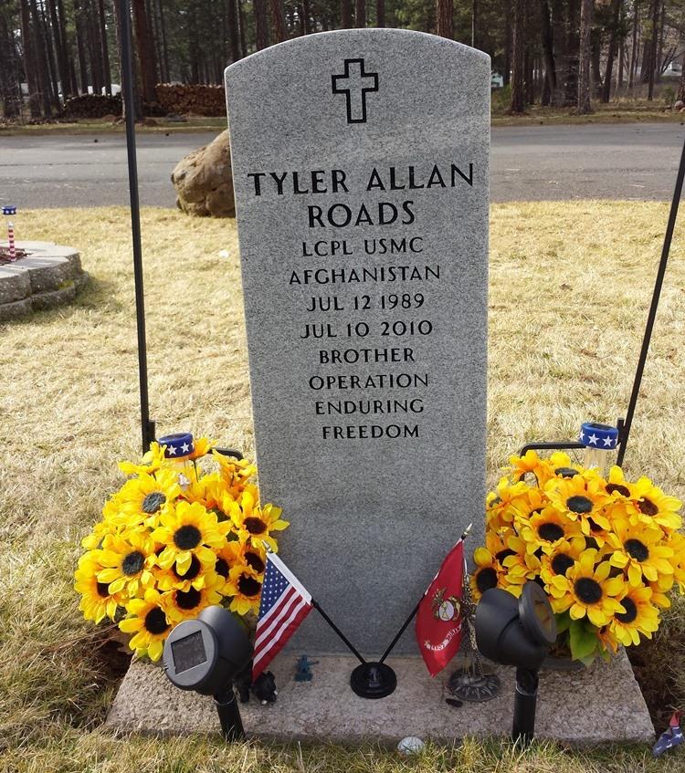 Amerikaans Oorlogsgraf Burney District Cemetery