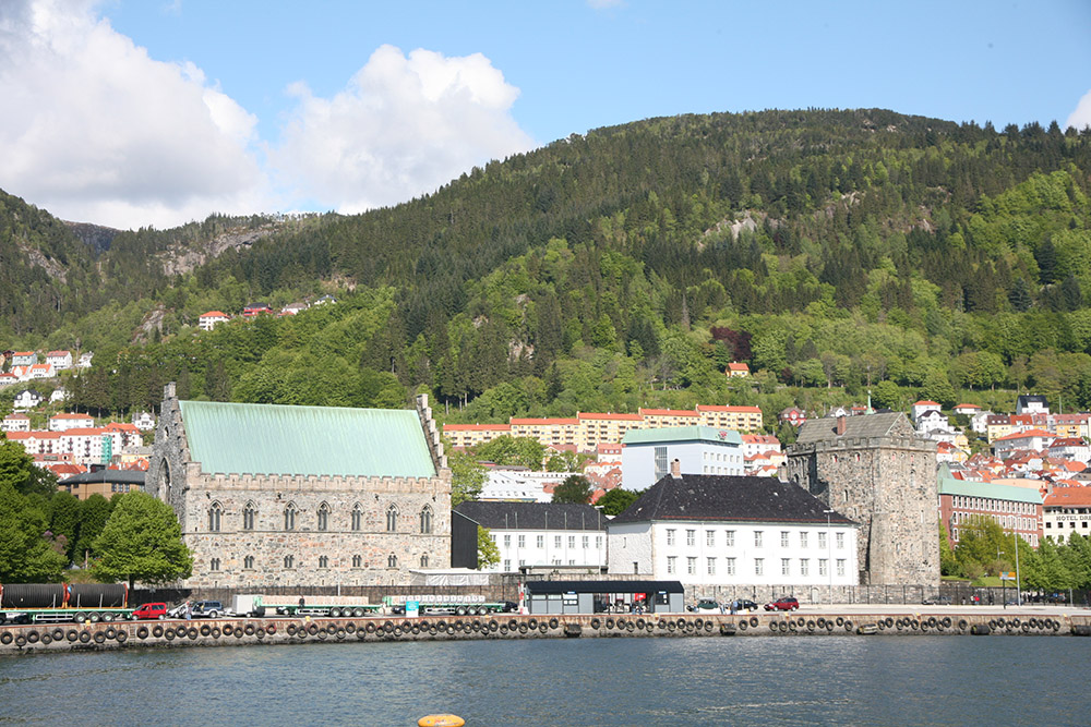 Vesting Bergenhus