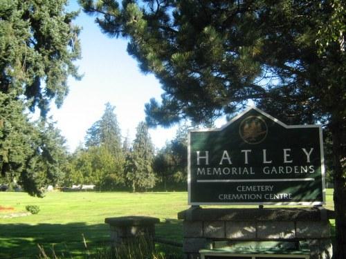 Commonwealth War Graves Victoria Hatley Memorial Gardens