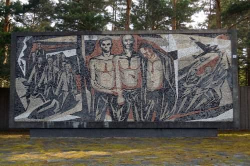 Duitse Oorlogsbegraafplaats Karlshagen