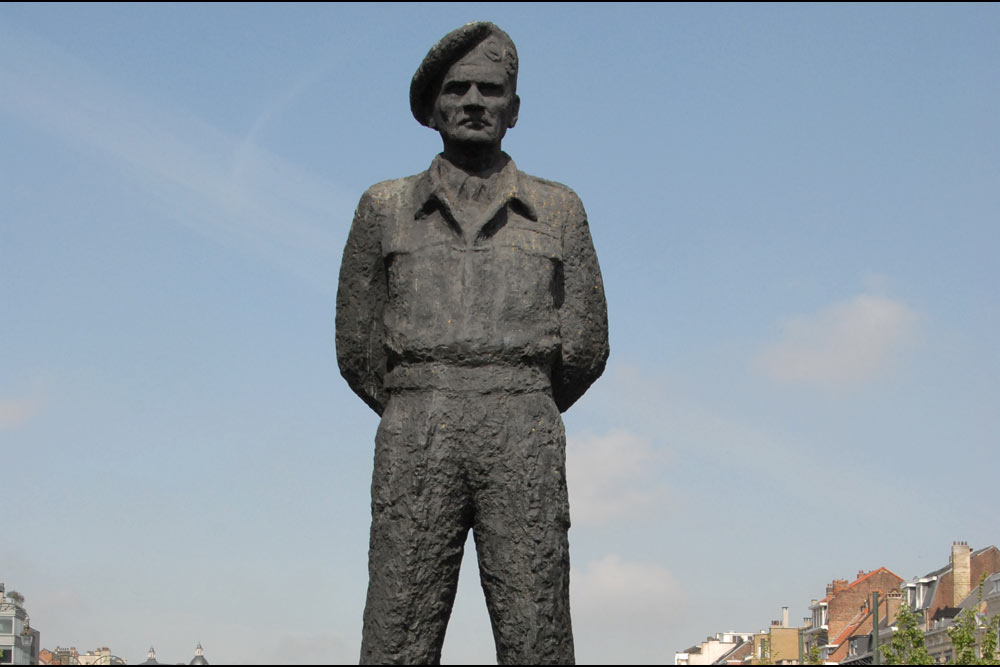 Monument Field Marshal Bernard Montgomery