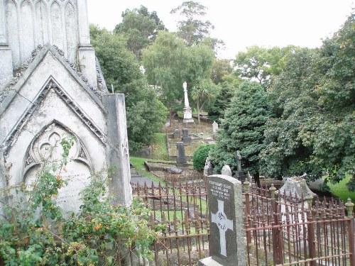 Oorlogsgraven van het Gemenebest Dunedin Southern Cemetery