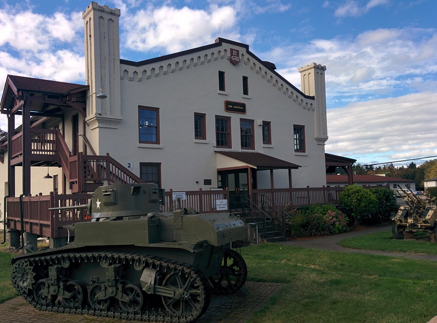 Washington National Guard State Historical Society Museum