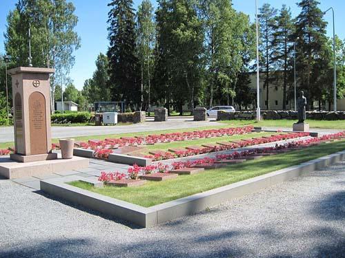 Finse Oorlogsgraven Harjavalta