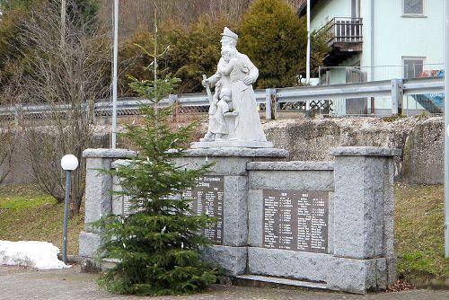 War Memorial Friedburg