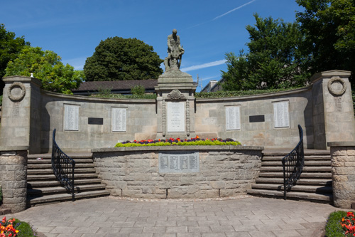 War Memorial Carnoustie