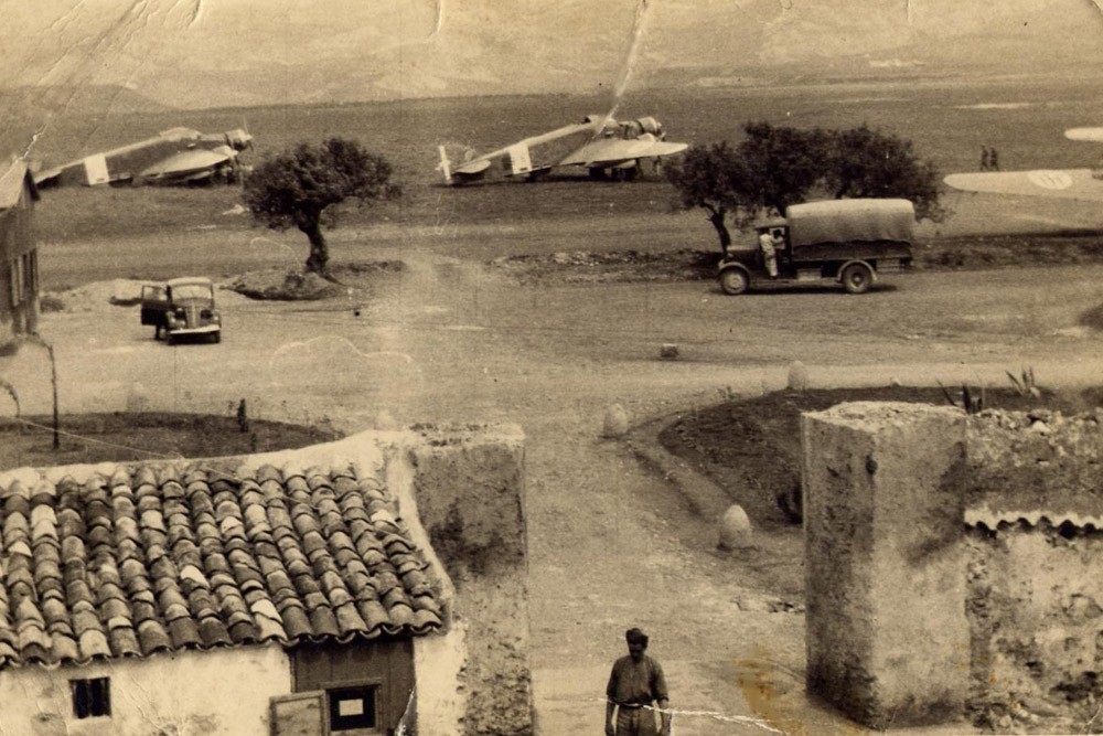 Former Air Base Sciacca