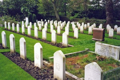 Polish War Graves Morpeth