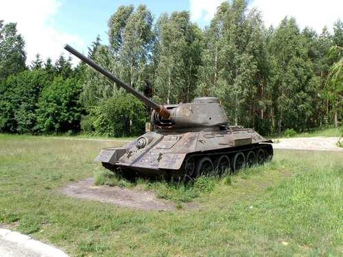 Zdbice Militaire Herinneringspark