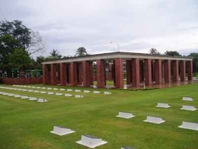 Commonwealth Memorial of the Missing Labuan