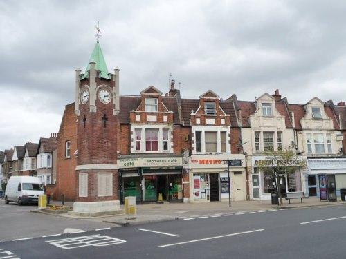 Wealdstone Memorial Clock Tower