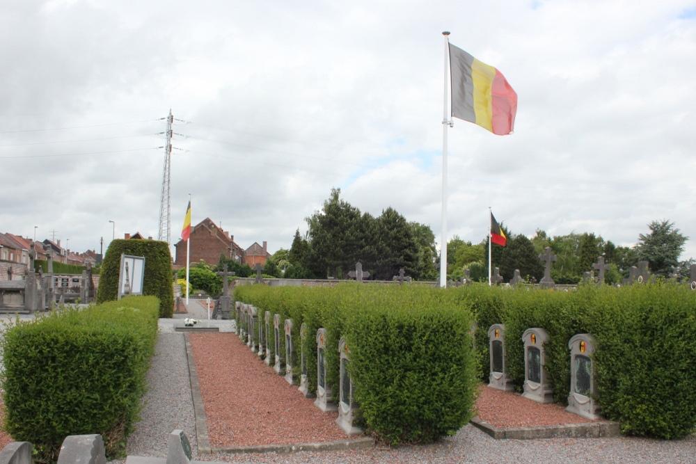 Belgian War Graves Tienen