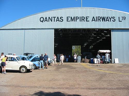 Parap Airfield