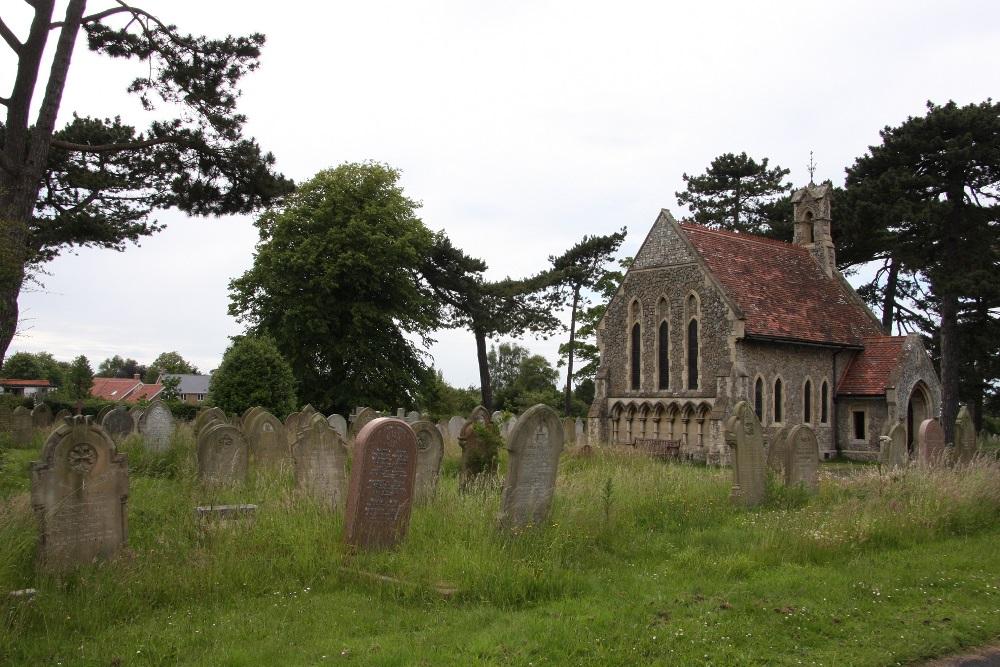 Oorlogsgraven van het Gemenebest Kirkley Cemetery