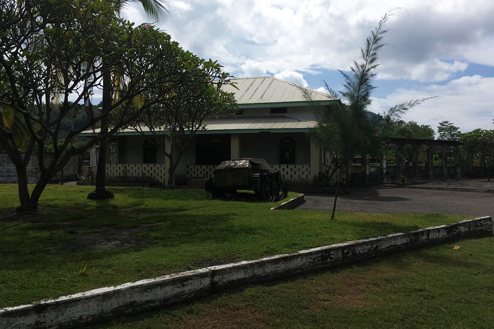 New Guinea Club And Rabaul Museum