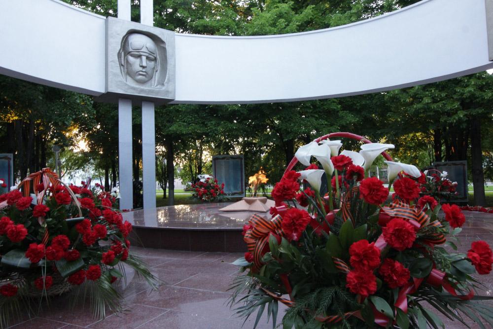 Mass Grave Soviet Soldiers Slavyansk-na-Kubani
