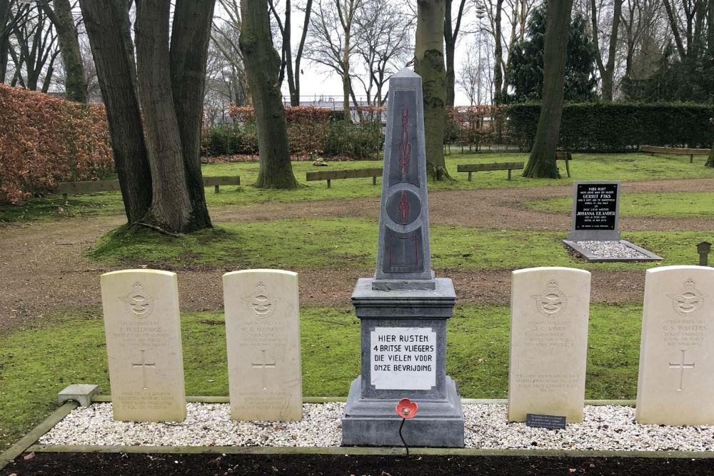 Oorlogsgraven van het Gemenebest Wapenveld
