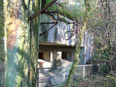 Maginotlinie - Fort Otterbiel