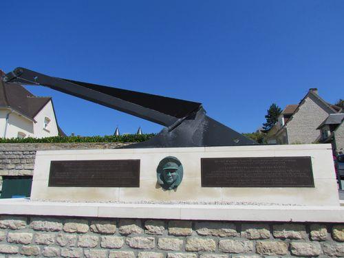 Memorial Allan Beckett Arromanches-les-Bains