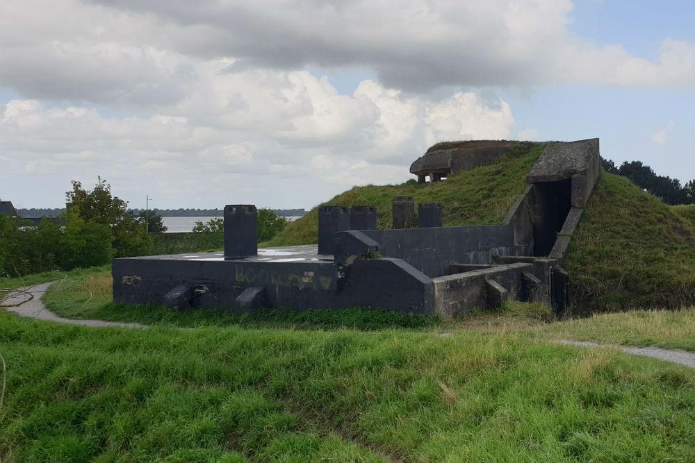 Duitse Observatiebunker Bastion Gelderland