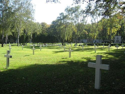 Czechoslovakian War Graves Olsanské