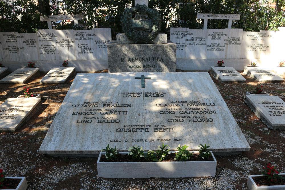Grave Italo Balbo