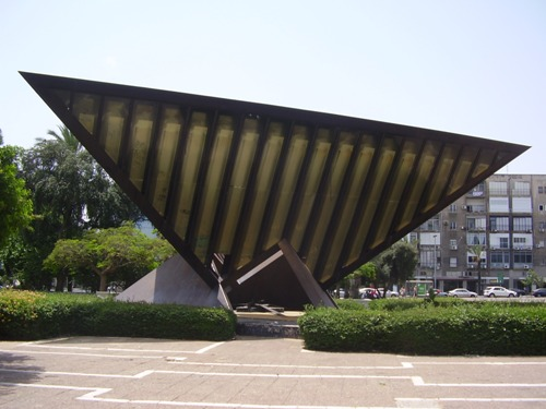 Holocaust Memorial Tel Aviv