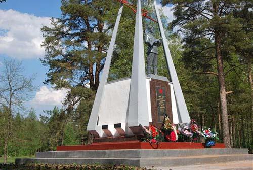 Sovjet Oorlogsbegraafplaats Kingisepp