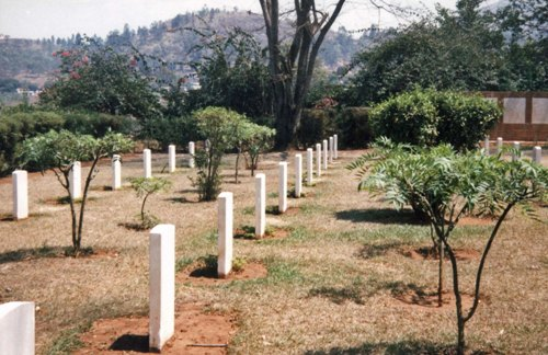 Commonwealth War Graves King's African Rifles